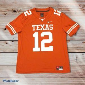 Earl Thomas Texas Longhorns Game Jersey